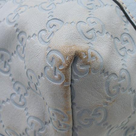 Gucci(구찌) 197953 GG 로고 시마 래더 쇼퍼 숄더백 이미지5 - 고이비토 중고명품