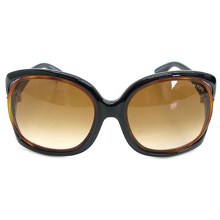 TOMFORD(톰포드) TF100 측면 장식 뿔테 선글라스 이미지3 - 고이비토 중고명품
