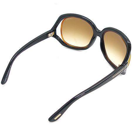 TOMFORD(톰포드) TF100 측면 장식 뿔테 선글라스 이미지4 - 고이비토 중고명품