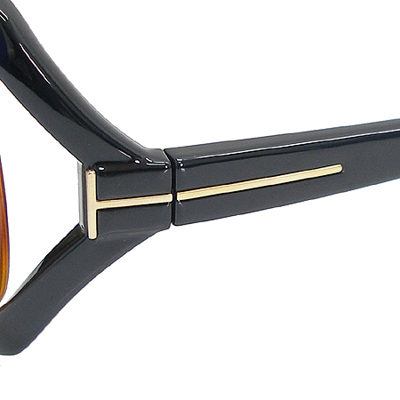 TOMFORD(톰포드) TF100 측면 장식 뿔테 선글라스 이미지5 - 고이비토 중고명품