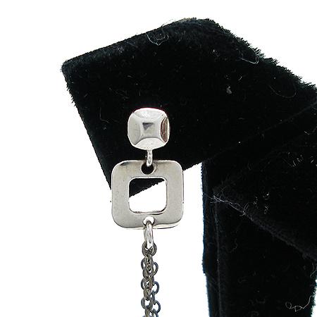 TATEOSSIAN(타테오시안) 925(실버) 비주 장식 귀걸이