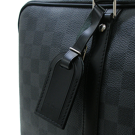 Louis Vuitton(루이비통) N41125 다미에 그라피트 캔버스 포르테 다큐먼트 보야지 서류 토트백 이미지4 - 고이비토 중고명품