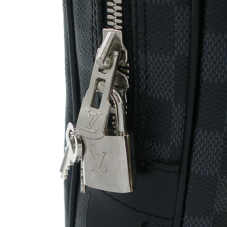 Louis Vuitton(루이비통) N41125 다미에 그라피트 캔버스 포르테 다큐먼트 보야지 서류 토트백 이미지5 - 고이비토 중고명품
