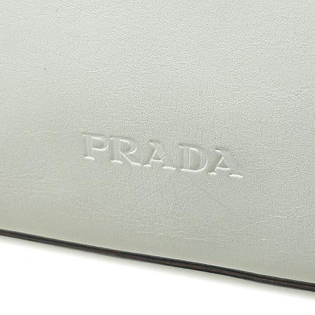 Prada(프라다) 화이트 래더 숄더백
