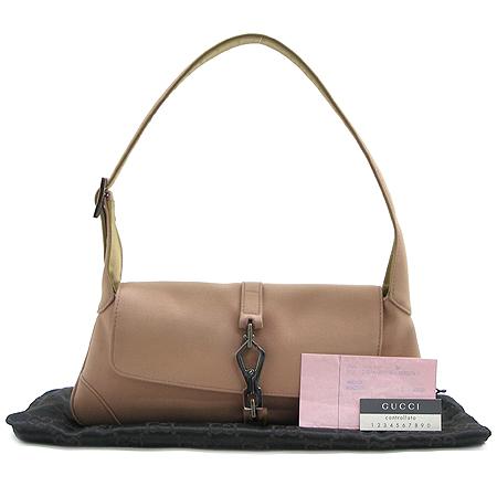 Gucci(구찌) 90667 핑크 컬러 캔버스 숄더백
