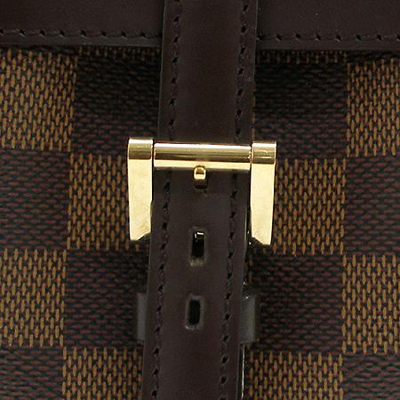 Louis Vuitton(루이비통) N51121 다미에 에벤 캔버스 마노스크 PM 토트백