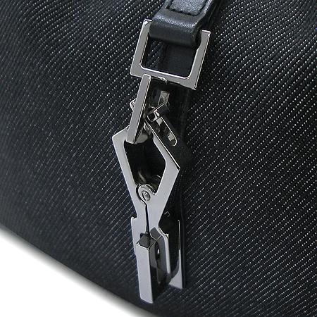Gucci(구찌) 28628 은장 집게 장식 블랙 컬러 숄더백 이미지3 - 고이비토 중고명품