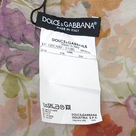 D&G(돌체&가바나) FS1B1 X0801 100%실크 스카프