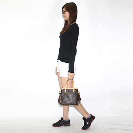 Louis Vuitton(���̺���) M51156 ���� ĵ���� ��Ƽ� ��Ʈ��