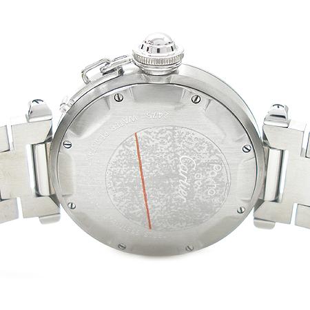 Cartier(까르띠에) 35MM 파샤 오토메틱 스틸 남여공용 시계