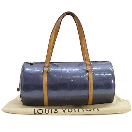 Louis Vuitton(루이비통) M91308 모노그램 베르니 베드포드 원통 토트백 이미지2 - 고이비토 중고명품
