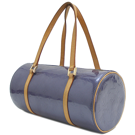 Louis Vuitton(루이비통) M91308 모노그램 베르니 베드포드 원통 토트백 이미지3 - 고이비토 중고명품