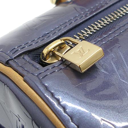 Louis Vuitton(루이비통) M91308 모노그램 베르니 베드포드 원통 토트백 이미지5 - 고이비토 중고명품