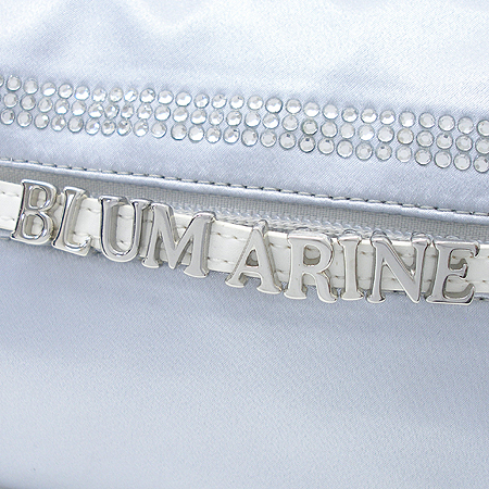 Blumarine(블루마린) C573002 GA5730 은장 이니셜 장식 숄더 겸 토트백