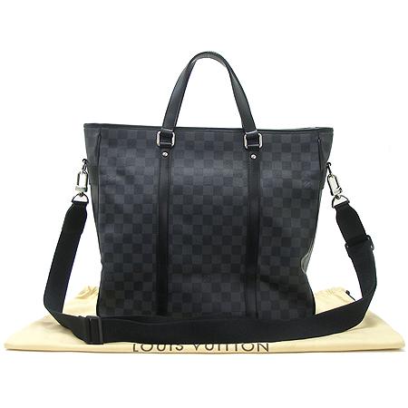 Louis Vuitton(루이비통) N51192 다미에 그라피트 캔버스 타다오 2WAY