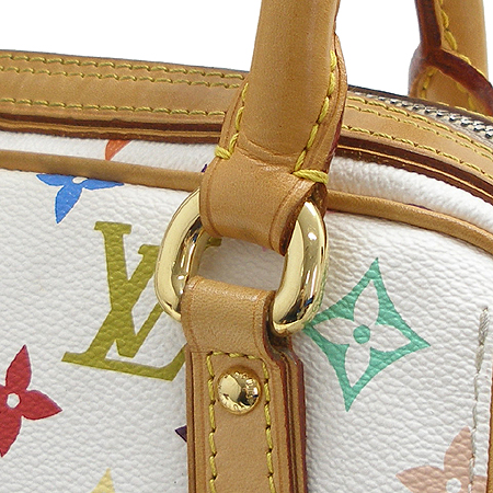 Louis Vuitton(루이비통) M40096 모노그램 멀티컬러 화이트 프리실라 토트백 [동대문점]