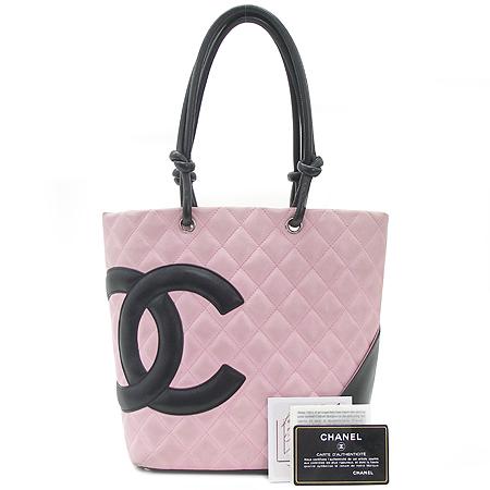 Chanel(샤넬) 깜봉 핑크 바겟 숄더백 [동대문점]