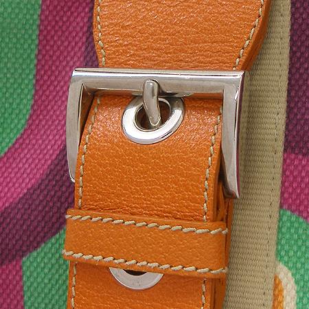 Prada(프라다) BR2925 패브릭 멀티 컬러 숄더백