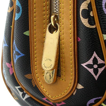 Louis Vuitton(루이비통) M40097 모노그램 멀티 컬러 블랙 프리실라 토트백 이미지4 - 고이비토 중고명품