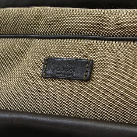 Gucci(구찌) 106313 원포켓 자가드 삼색 스티치 숄더백