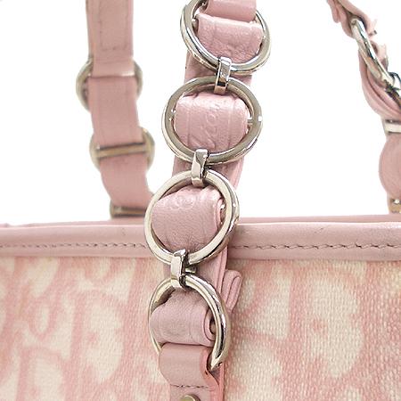 Dior(크리스챤디올) 로고 PVC 토트백