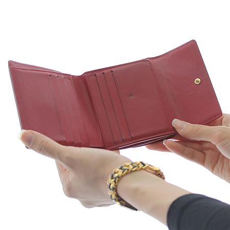 Louis Vuitton(루이비통) M93529 모노그램 베르니 폼다무르 엘리스 월릿 반지갑