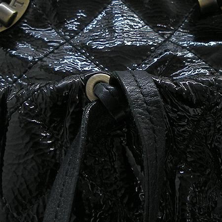 Bally(발리) MEDEA 리본 장식 에나멜 퀄팅 토트백