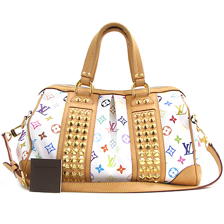 Louis Vuitton(���̺���) M45641 ���׷� ��Ƽ�÷� ȭ��Ʈ ��Ʈ�� MM 2WAY
