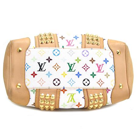 Louis Vuitton(루이비통) M45641 모노그램 멀티컬러 화이트 코트니 MM 2WAY