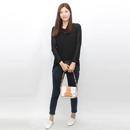 Louis Vuitton(루이비통) M40305 모노그램 멀티 컬러 화이트 파띠 숄더백
