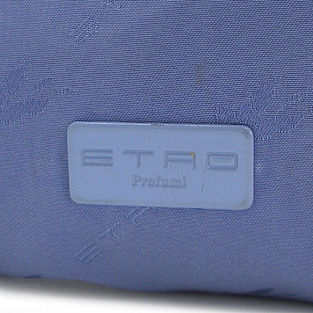 Etro(에트로) 패브릭 래더 미니 파우치 겸 숄더백