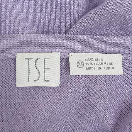 TSE(티에스이) 가디건 (실크/캐시미어혼방)