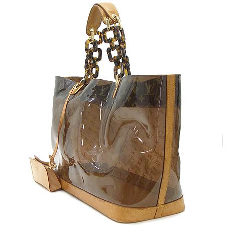 Louis Vuitton(루이비통) M92500 한정판 크루즈라인 모노그램  SAC(삭) AMBRE(엠버) GM 숄더백 이미지2 - 고이비토 중고명품