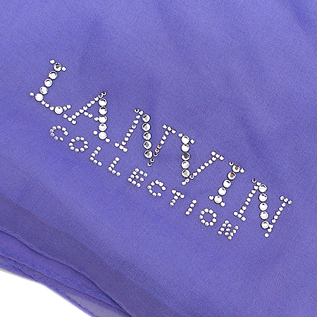 LANVIN(랑방) 컬렉션 100% 실크 스카프