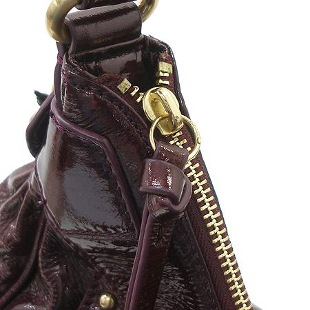 BOTKIER(바키아) 71012 페이던트 지퍼 포켓 테슬 장식 호보 숄더백 [부천 현대점]