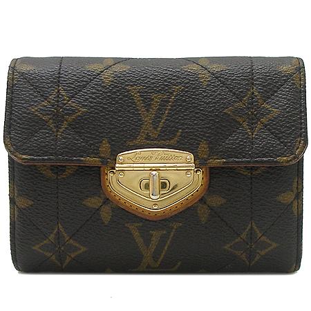 Louis Vuitton(루이비통) M63799 모노그램 캔버스 컴팩트 월릿 에톨 반지갑