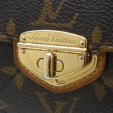 Louis Vuitton(루이비통) M63799 모노그램 캔버스 컴팩트 월릿 에톨 반지갑 이미지2 - 고이비토 중고명품