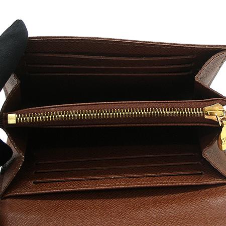 Louis Vuitton(루이비통) M63799 모노그램 캔버스 컴팩트 월릿 에톨 반지갑 이미지3 - 고이비토 중고명품