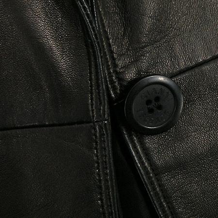 Versace(베르사체) 가죽코트 (100%가죽)