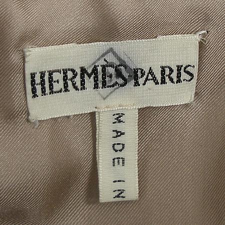 Hermes(에르메스) 양가죽 자켓 (배색:실크100)