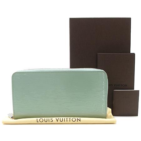 Louis Vuitton(루이비통) M60313 에삐 아만데 일렉트릭 컬러 페이던트 지피 월릿