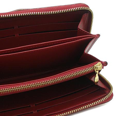 Louis Vuitton(루이비통) M91981 모노그램 베르니 폼다무르 지피 월릿 장지갑 이미지4 - 고이비토 중고명품
