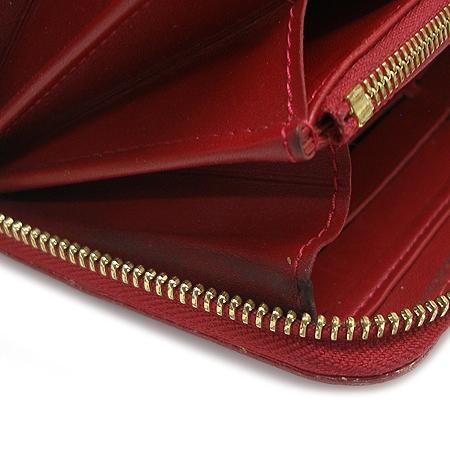 Louis Vuitton(루이비통) M91981 모노그램 베르니 폼다무르 지피 월릿 장지갑 이미지5 - 고이비토 중고명품