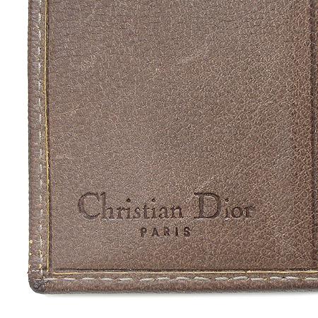 Dior(크리스챤디올) D 로고 래더 반지갑