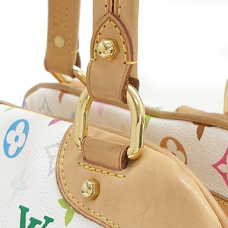 Louis Vuitton(루이비통) M40193 모노그램 멀티 컬러 화이트 클라우디아 숄더백 [부산센텀본점] 이미지3 - 고이비토 중고명품