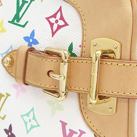 Louis Vuitton(루이비통) M40193 모노그램 멀티 컬러 화이트 클라우디아 숄더백 [부산센텀본점] 이미지4 - 고이비토 중고명품