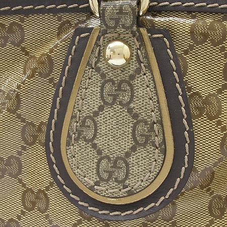 Gucci(구찌) 223963 GG로고 PVC 숄더백[부천현대점]