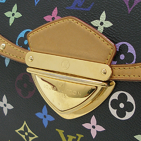 Louis Vuitton(루이비통) M40204 모노그램 멀티 컬러 블랙 비버리 MM 숄더백