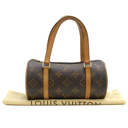Louis Vuitton(루이비통) M51389 모노그램 캔버스 미니 파필론19 토트백 이미지2 - 고이비토 중고명품