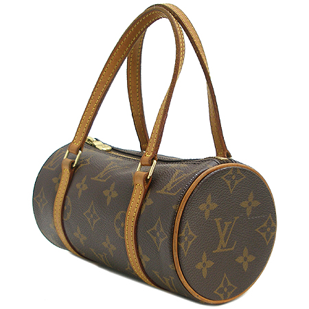 Louis Vuitton(루이비통) M51389 모노그램 캔버스 미니 파필론19 토트백 이미지3 - 고이비토 중고명품